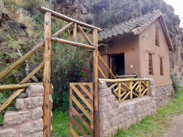 Hummingbird House in The Sacred Valley