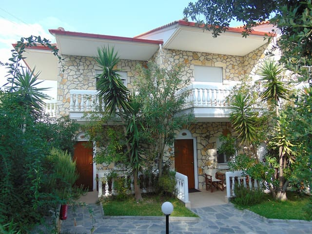 Crouso Palace - Paliouri - 3 bed apartment - 1