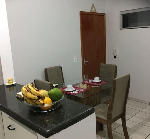 Visite a CASA DE JOÃO DE DEUS !!! - Abadiânia - Wohnung
