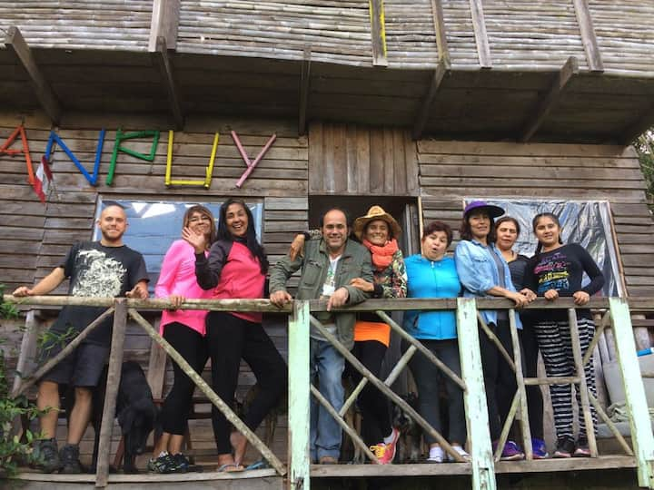 Alojamiento Natural Refugio Madre Selva