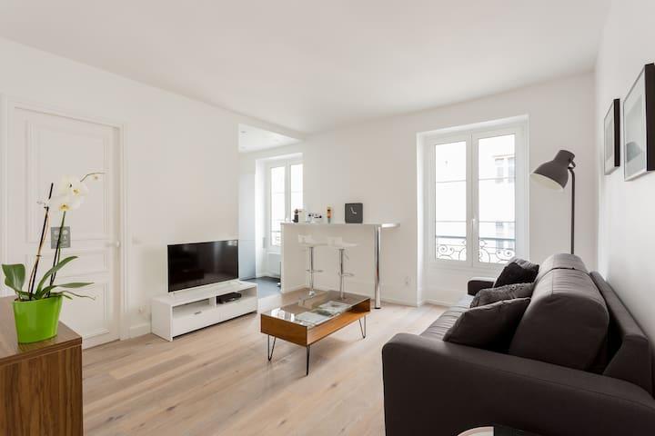 Appartement cosy Roland Garros