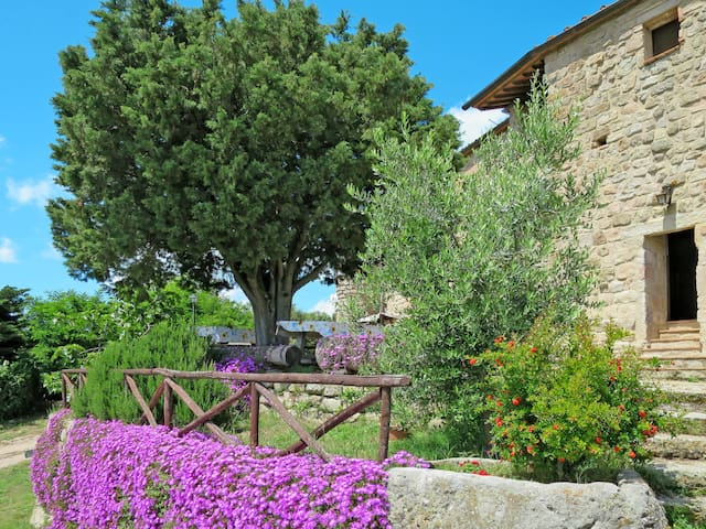 Apartment Castello di Civitella for 3 persons