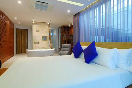 White Sand Samui Resort - Penzion (B&B)
