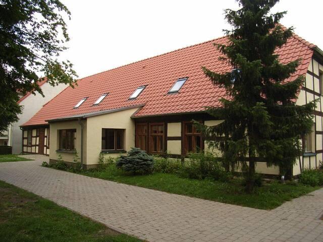 Freizeithaus Brüssow in der Uckermark