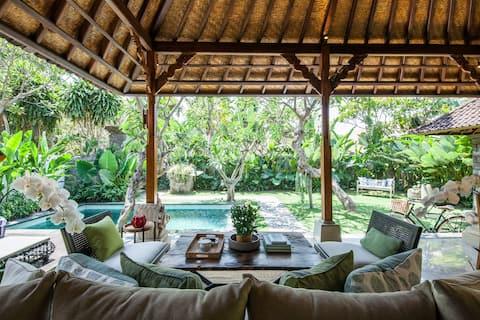 Lujosa casa: The Green Door Villa