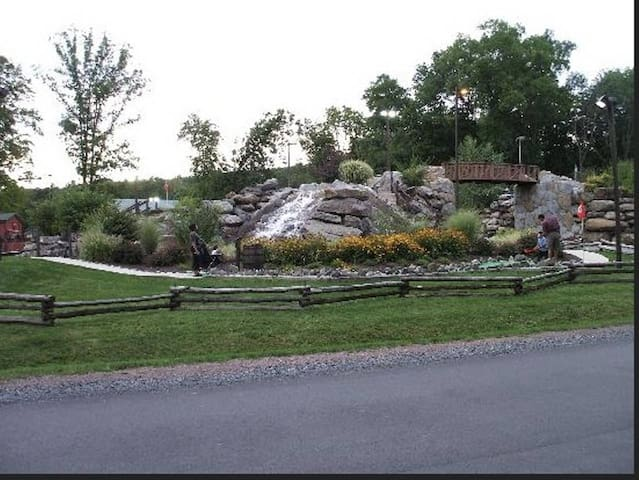 ★WYNDHAM RESORT SHAWNEE VILLAGES- 2 BDRM 2 BATH★