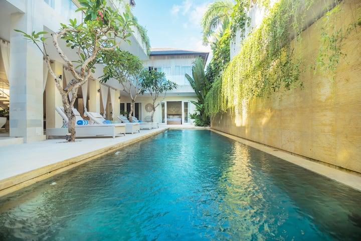 Luxury Beachside Home Canggu Bali Villa Savasana