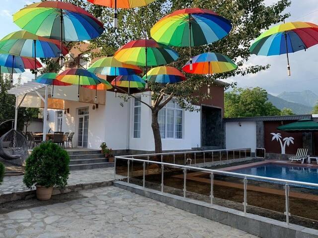 V.I.P Villa With swimming pool