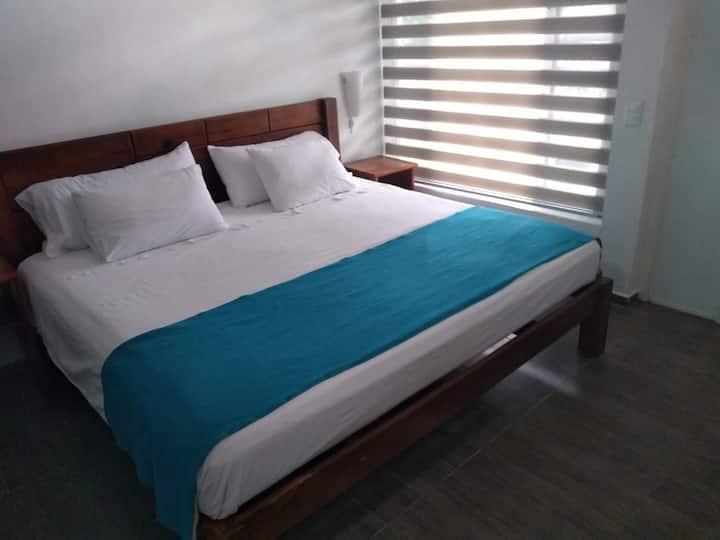 Hotel Quinta Las Flores, Habitación Tulipán.