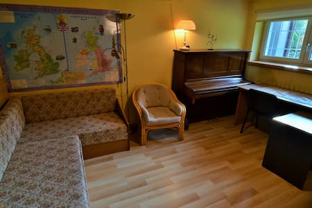 Private room (floor) in villa neighborhood - Krakov