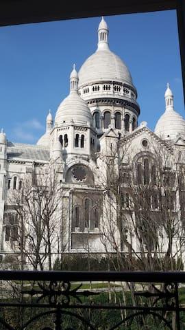 Unic Paris Montmartre hill 2 rooms