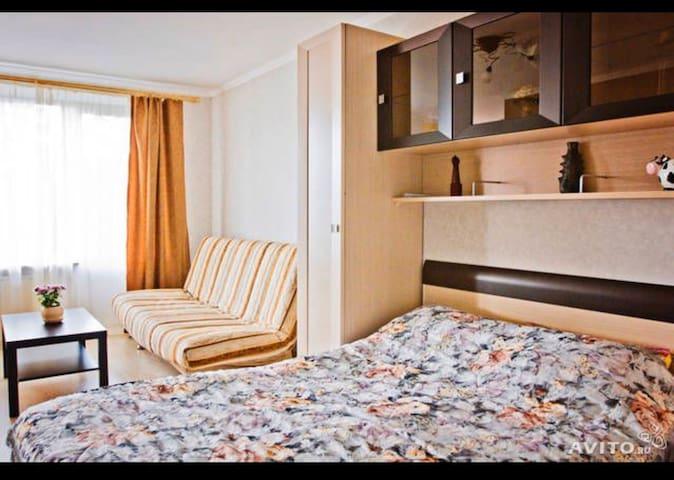 Апартаменты Красносельская