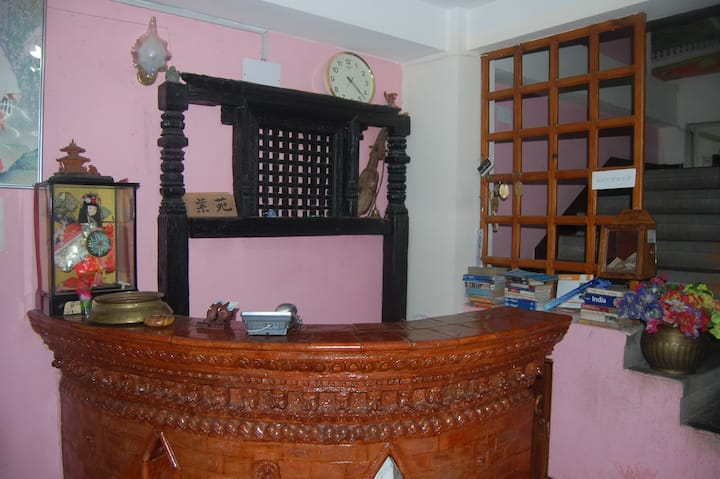Durbar Guest House Room 4