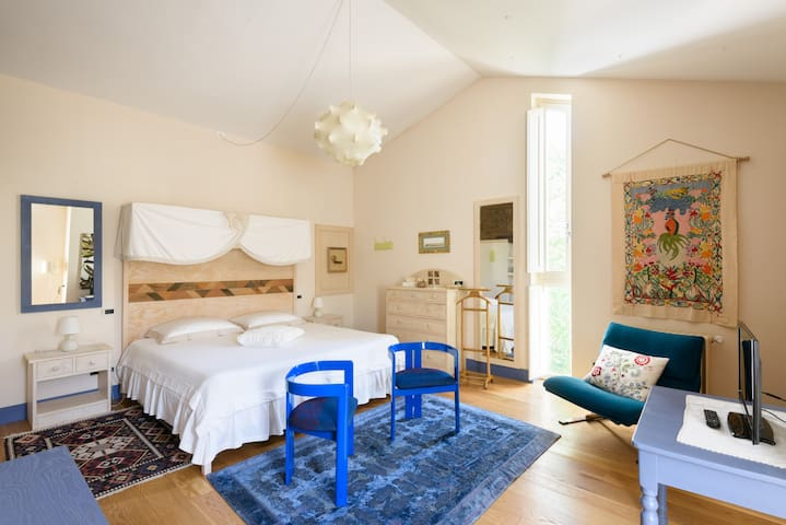 Kingsize suite in Country Villa next Thermal Pools - Chianciano terme  Val d'Orcia - Rumah