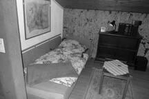 Einzelzimmer für Messegast o.a.
