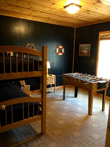 Second bunkbed room
