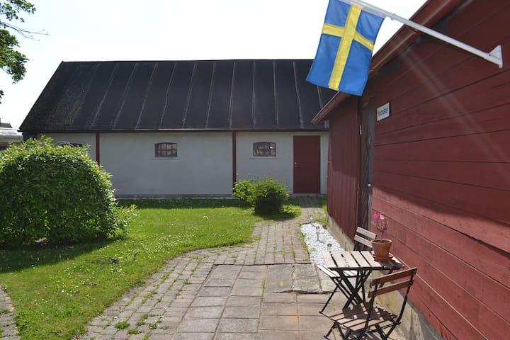 Eget hus i Stora Beddinge