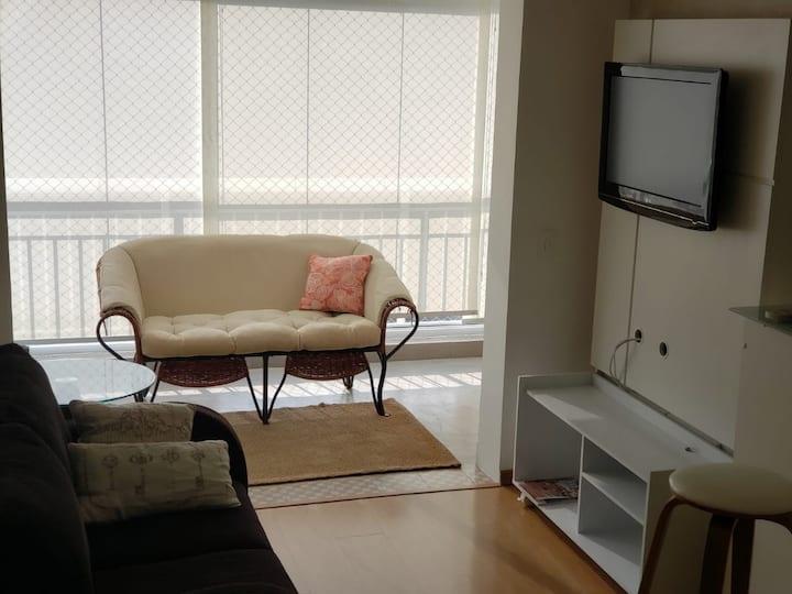 Lindo apartamento na região da Avenida Paulista