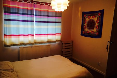 Double Room in a cosy house! - Manchester - House