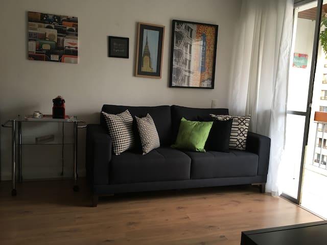 Apartamento aconchegante/Perdizes - 13 min Allianz