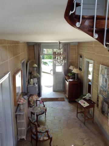 Maison de charme XVIII suite stendhal