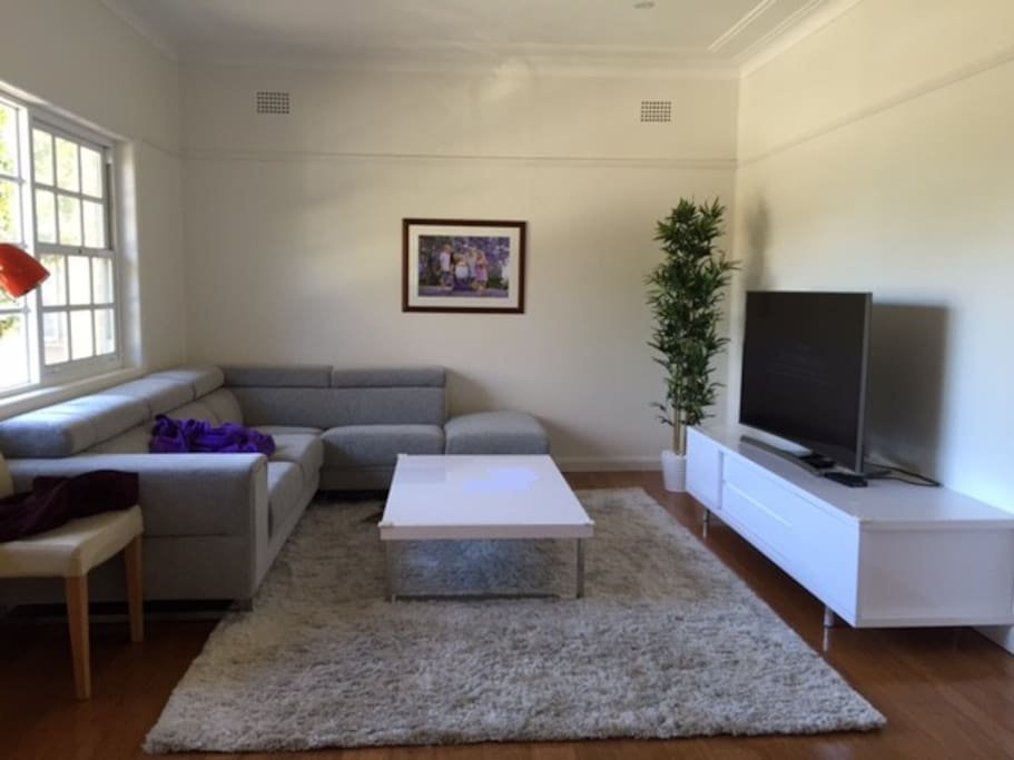 TV room - great for movie nights