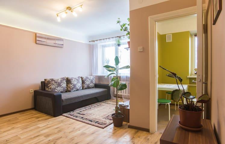 Lovely & cosy apartment near Botanical Garden - Riga - Appartement