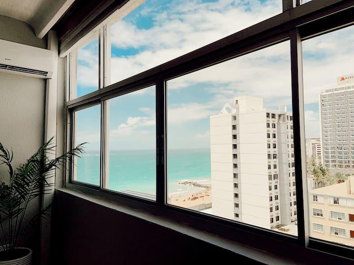 2 BR Ocean view Penthouse on Ashford in Condado