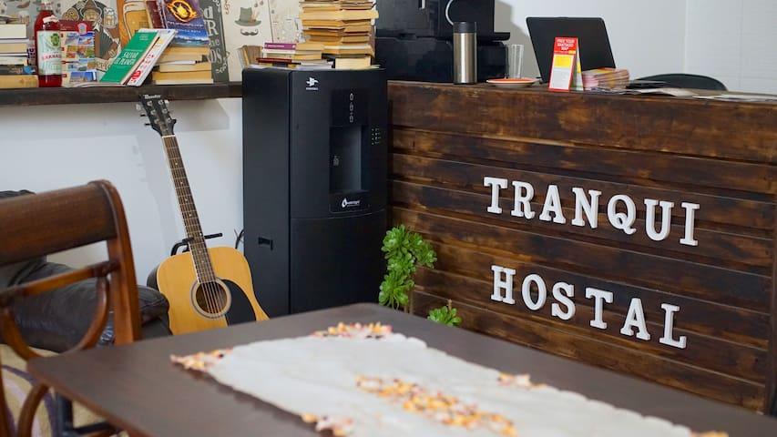 Hostal Tranqui Providencia  - Pieza Privada