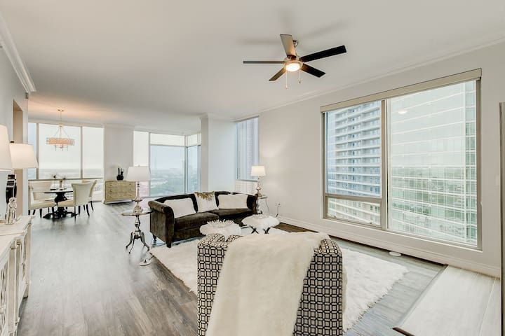 Everything you need | 1BR in Dallas