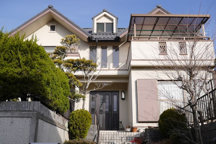 The House near Koya-san and Namba -高野山に近いハウス- - Hashimoto-shi - Casa