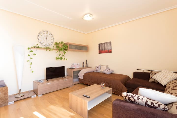 Apartamento El Parque 2 - Logroño - Leilighet