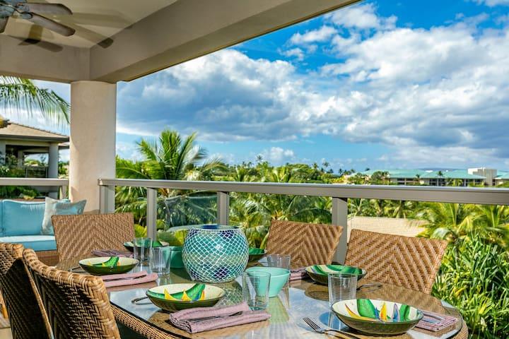 Stunning Ho'olei Villa, Ocean View! Ho'olei 93-5