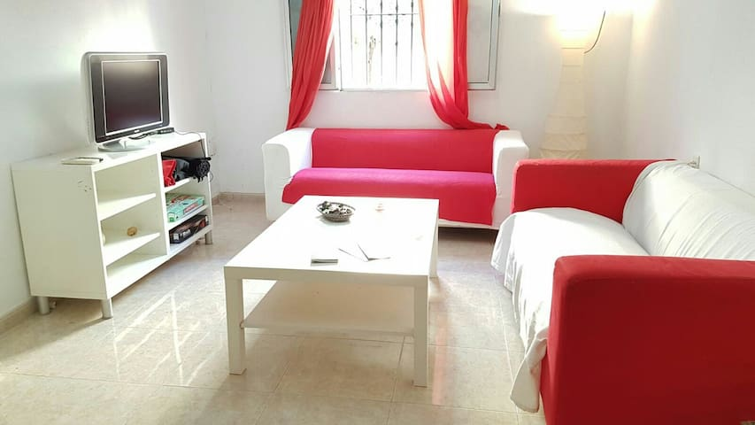 Apartamento típico de SEVILLA -Macarena-7 PAX
