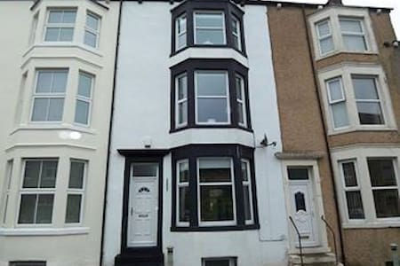 Large private ensuite double bedroom. - Morecambe - Hus