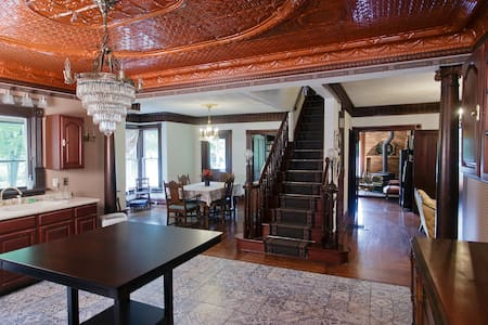 An elegant historic country estate. - Benton Harbor - Dom