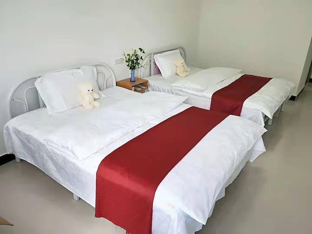 佰佳合乡居民宿—3号双床房