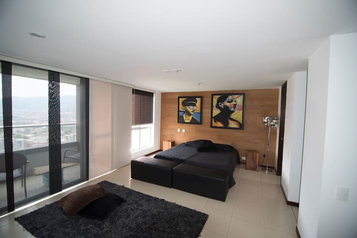 Apartment to enjoy Medellin - Medellin - Huoneisto