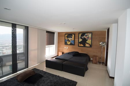 Apartamento para Disfrutar Medellin - Medellin - Huoneisto