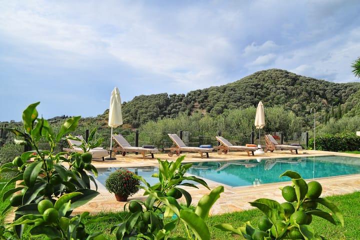Villa Larna Corfu