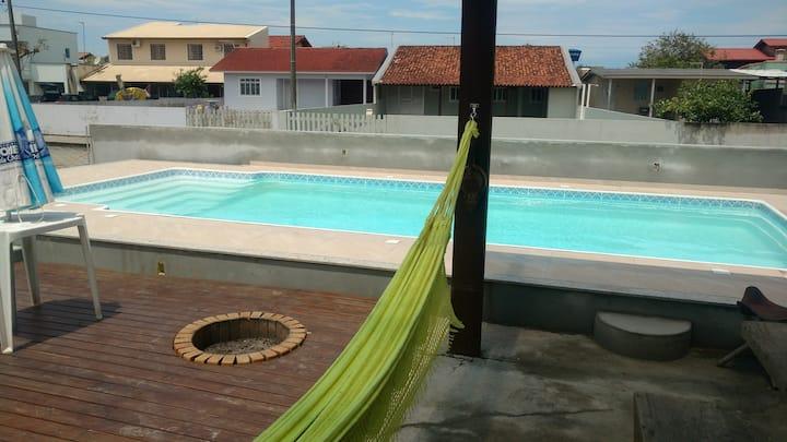 casa praia Pinheira