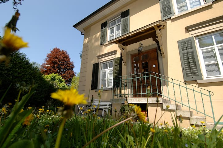 Central house, garden, double room - Lucerne - Bed & Breakfast