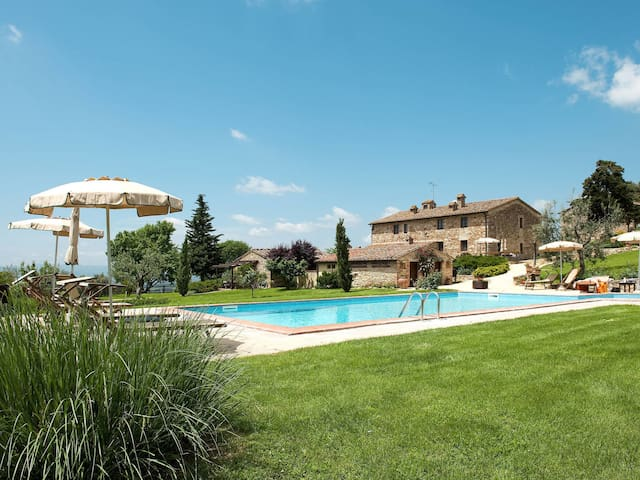 Apartment Podere Vaiano in Gambassi Terme for 4 persons