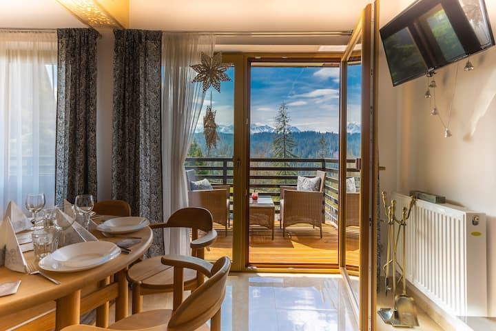 apartament Tybet Szary lub Turkusowy - dostosowany