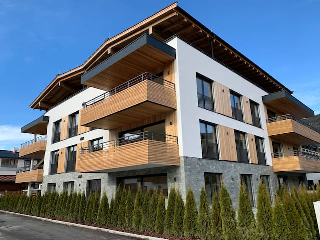 Appartement Mountain Residences