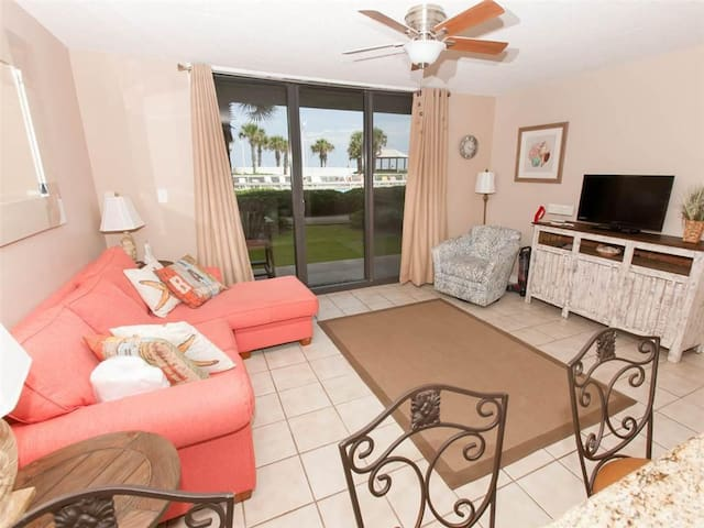 Seaside Beach & Racquet 4111 (Condo) - Orange Beach - Condominium