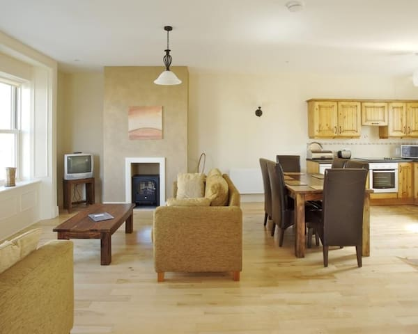 Ideally situated in Doolin Village