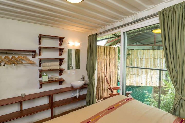 Danyasa Eco-Retreat Standard Room 2