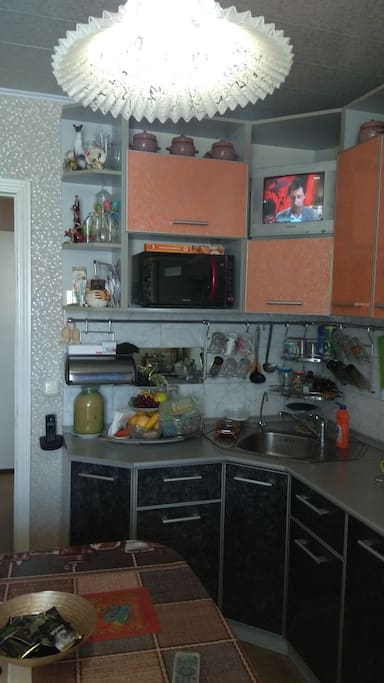 Кухня, kitchen