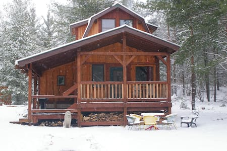 Lion's Den Cabin at The King's Pines